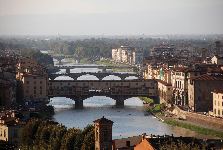 Walking Tour Florence Italy Free